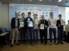 Siegerehrung DVM 2013 U20 Platz 3 für SC Forchheim